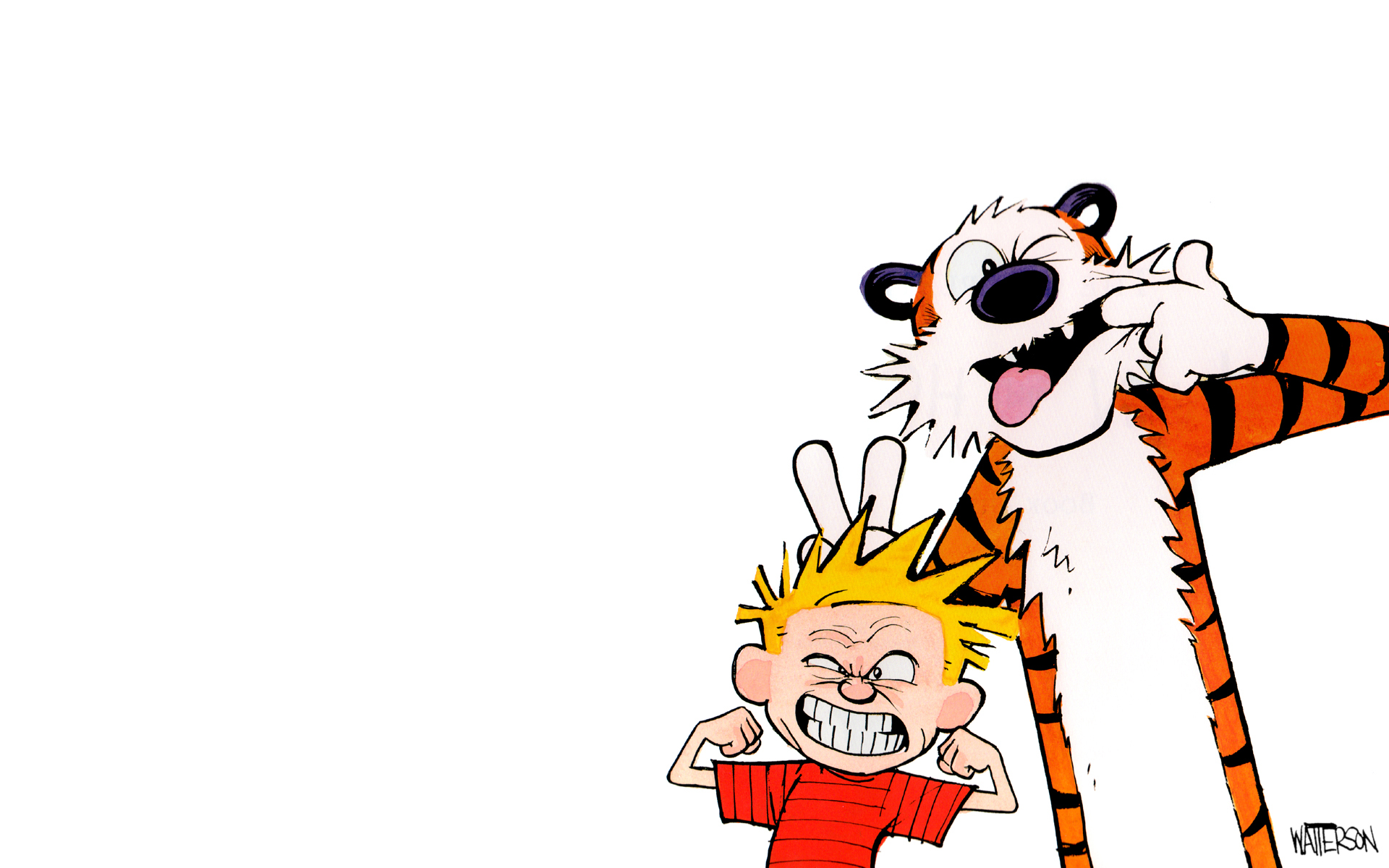 I Wished Bill Watterson Had Licensed Calvin And Hobbes For Merchandising Eyes Of A Black Sheep